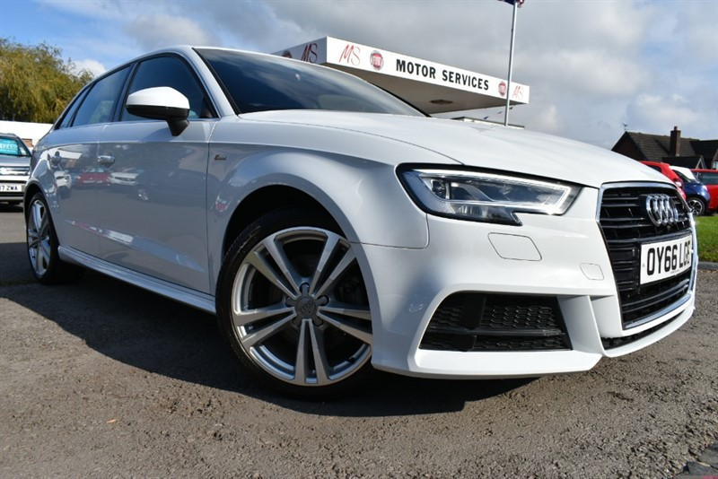 used Audi A3 TFSI S LINE in chepstow