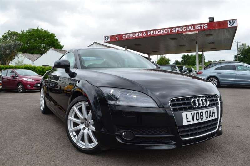 used Audi TT TFSI in chepstow-wyvern