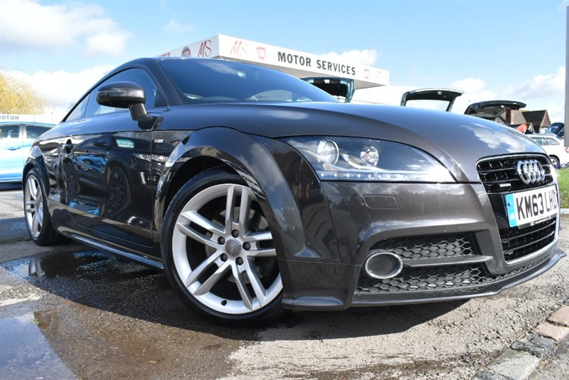 used Audi TT TDI QUATTRO S LINE in chepstow-wyvern