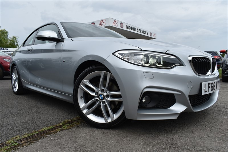 used BMW 225d M SPORT in chepstow
