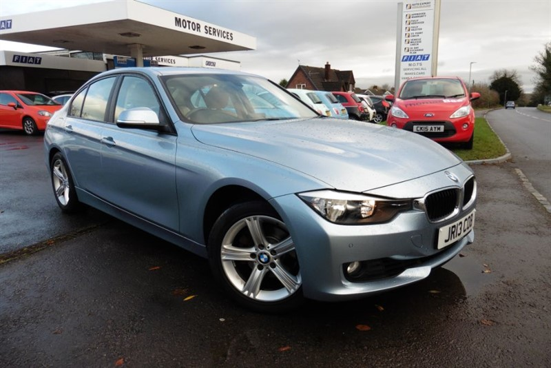 used BMW 320i XDRIVE SE in chepstow-wyvern