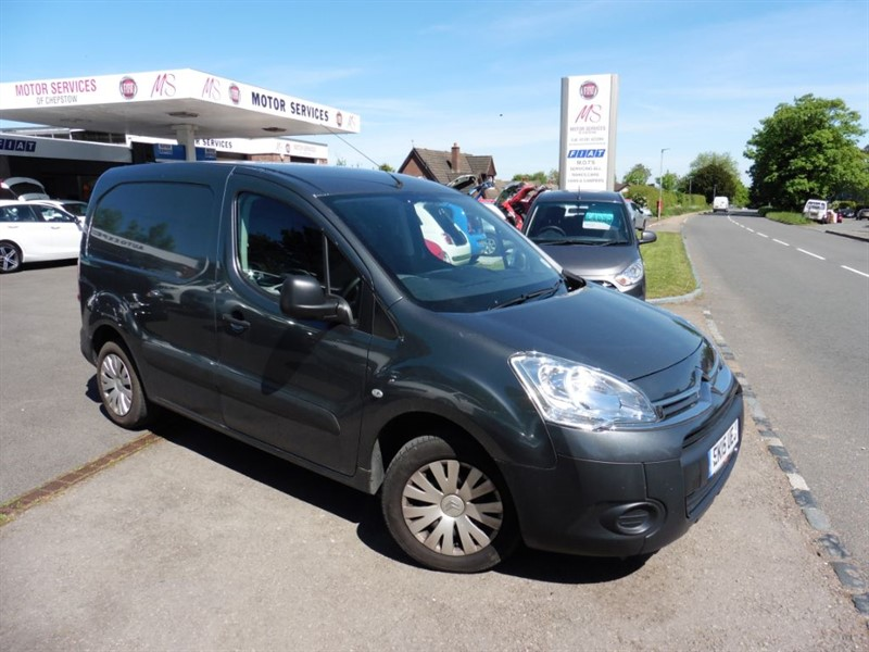 used Citroen Berlingo 625 ENTERPRISE L1 HDI in chepstow-wyvern