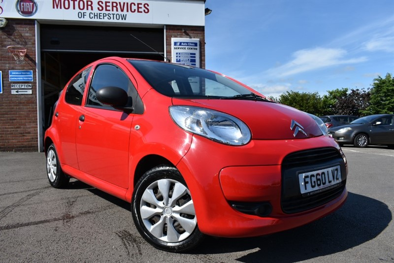 used Citroen C1 VTR in chepstow-wyvern