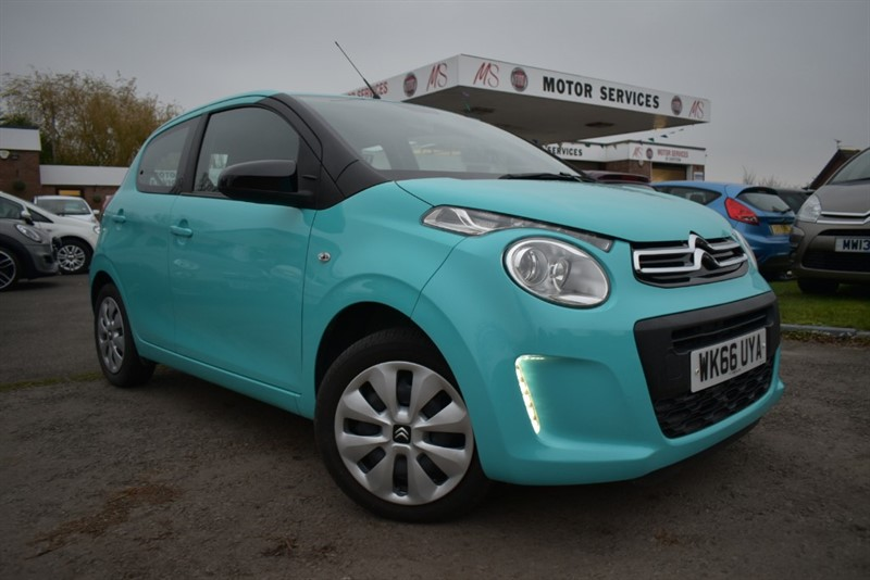 used Citroen C1 PURETECH FEEL in chepstow-wyvern