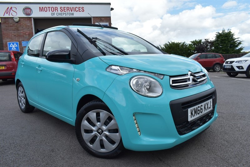 used Citroen C1 PURETECH AIRSCAPE FEEL in chepstow-wyvern