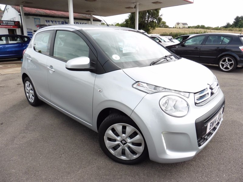 used Citroen C1 FEEL in chepstow-wyvern