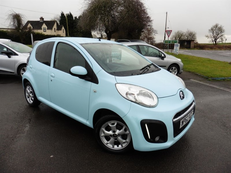 used Citroen C1 VTR PLUS in chepstow-wyvern