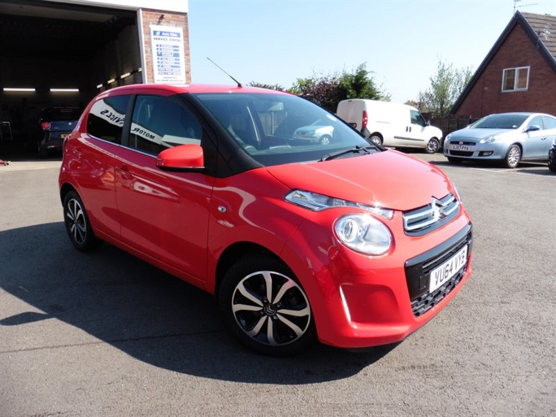 used Citroen C1 FLAIR ETG in chepstow-wyvern