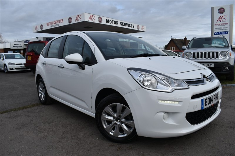 used Citroen C3 VTR PLUS ETG in chepstow-wyvern