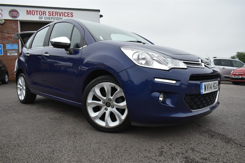 used Citroen C3 SELECTION in chepstow