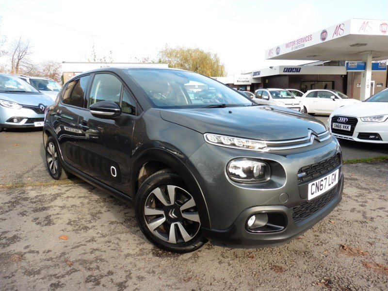 used Citroen C3 PURETECH FLAIR in chepstow-wyvern