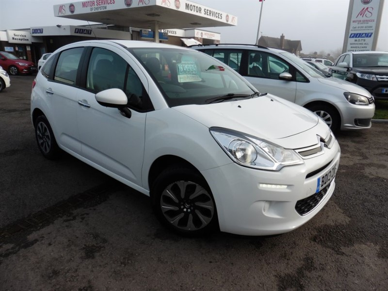 used Citroen C3 E-HDI AIRDREAM VTR PLUS EGS in chepstow-wyvern