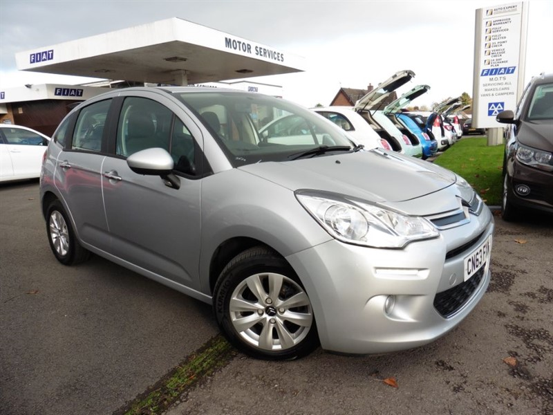 used Citroen C3 VTR PLUS EGS in chepstow-wyvern