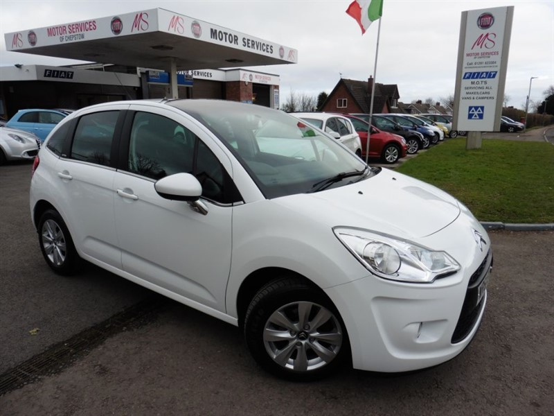 used Citroen C3 VTR PLUS in chepstow-wyvern