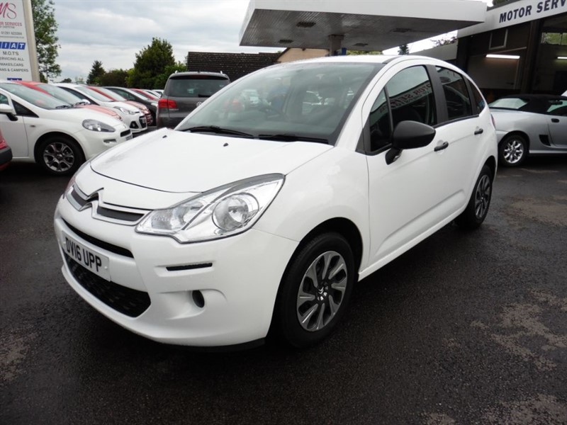 used Citroen C3 PURETECH VT in chepstow-wyvern