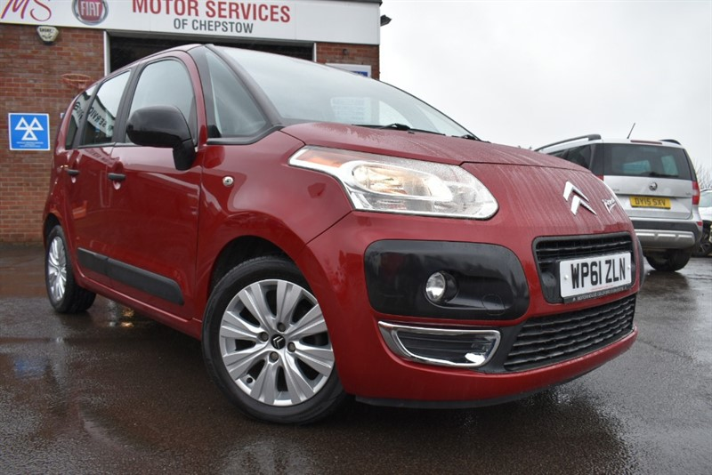 used Citroen C3 HDI VTR PLUS PICASSO in chepstow-wyvern
