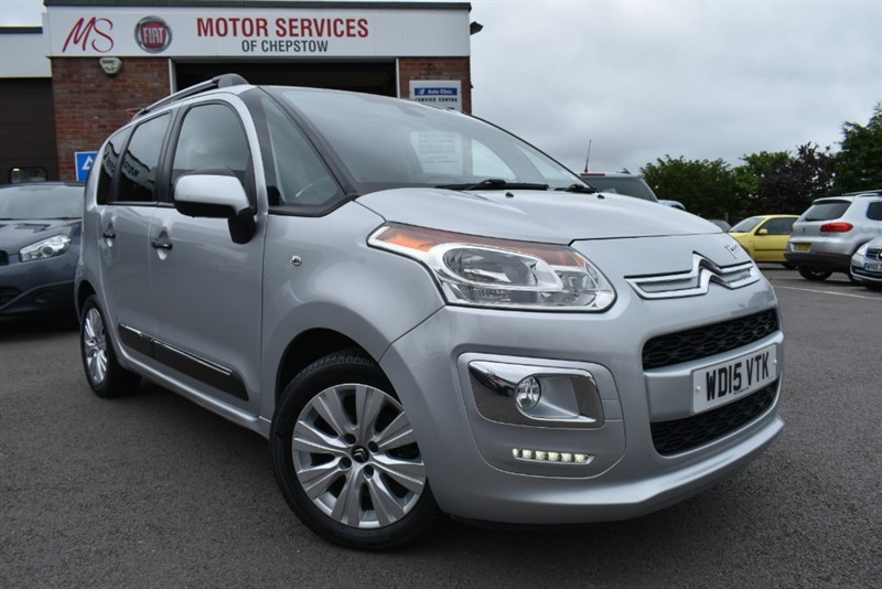 used Citroen C3 BLUEHDI EXCLUSIVE PICASSO in chepstow-wyvern