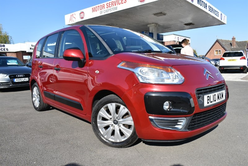 used Citroen C3 VTR PLUS PICASSO in chepstow-wyvern