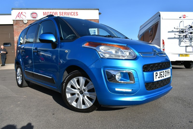 used Citroen C3 EXCLUSIVE EGS PICASSO in chepstow-wyvern