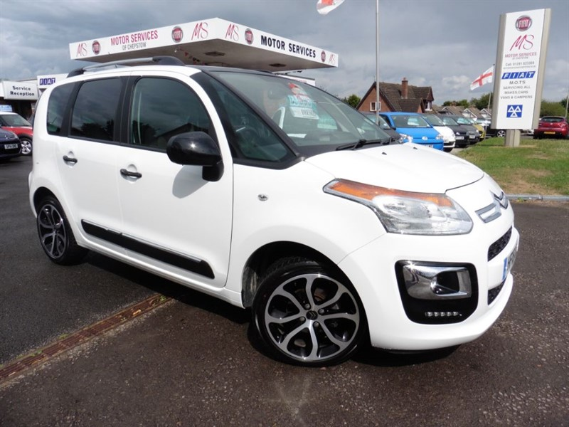 used Citroen C3 Picasso BLUEHDI PLATINUM PICASSO in chepstow-wyvern