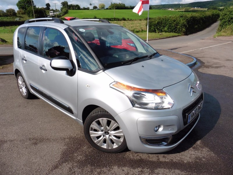 used Citroen C3 Picasso EXCLUSIVE HDI in chepstow-wyvern