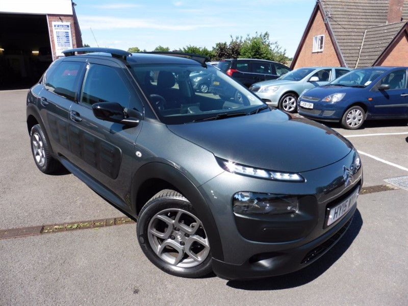used Citroen C4 Cactus PURETECH FEEL in chepstow-wyvern