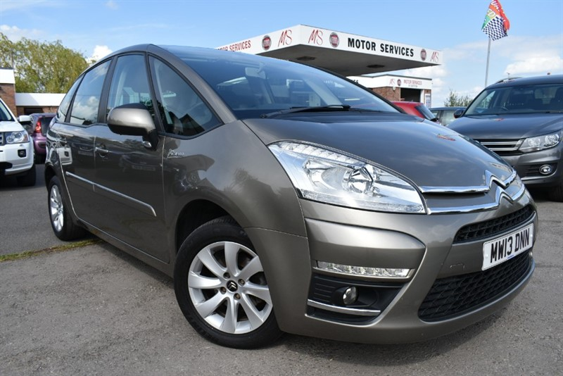 used Citroen C4 EDITION PICASSO in chepstow-wyvern