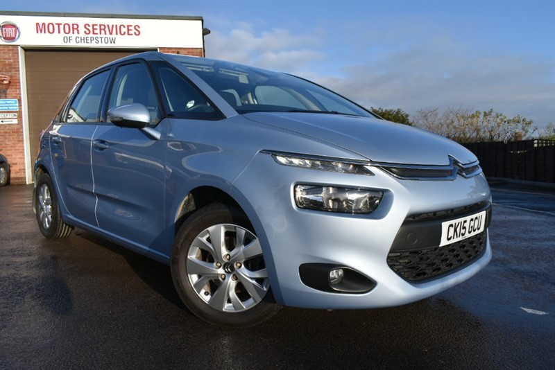 used Citroen C4 Picasso HDI VTR PLUS in chepstow-wyvern