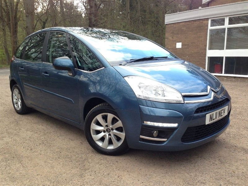 used Citroen C4 Picasso VTR PLUS HDI 5STR in chepstow-wyvern