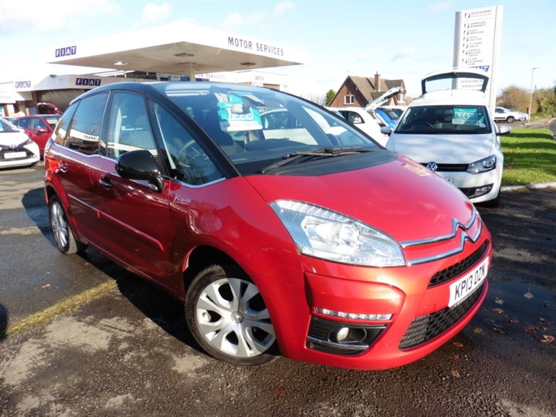 used Citroen C4 Picasso PLATINUM EGS E-HDI in chepstow-wyvern