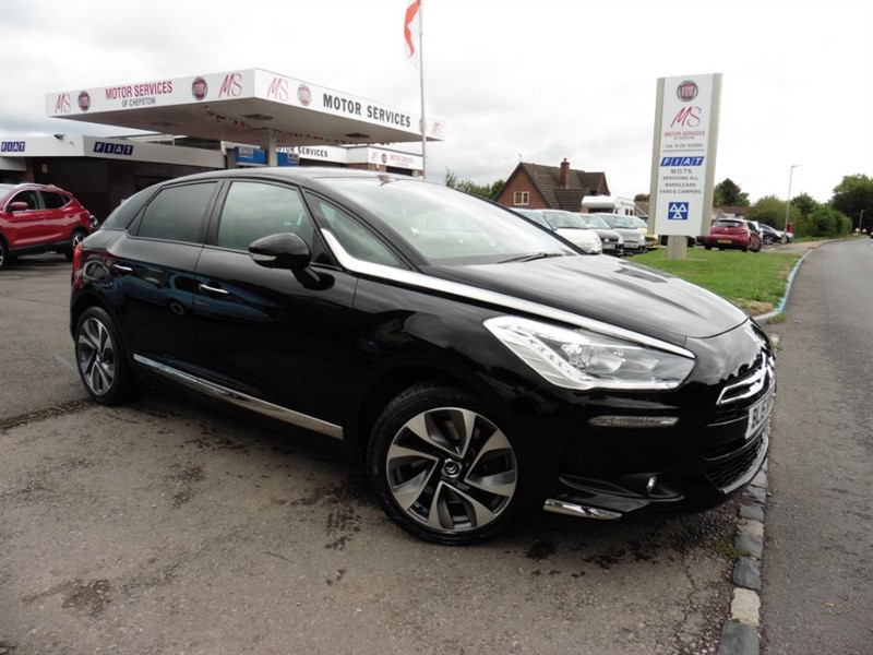 used Citroen DS5 HDI DSTYLE in chepstow-wyvern