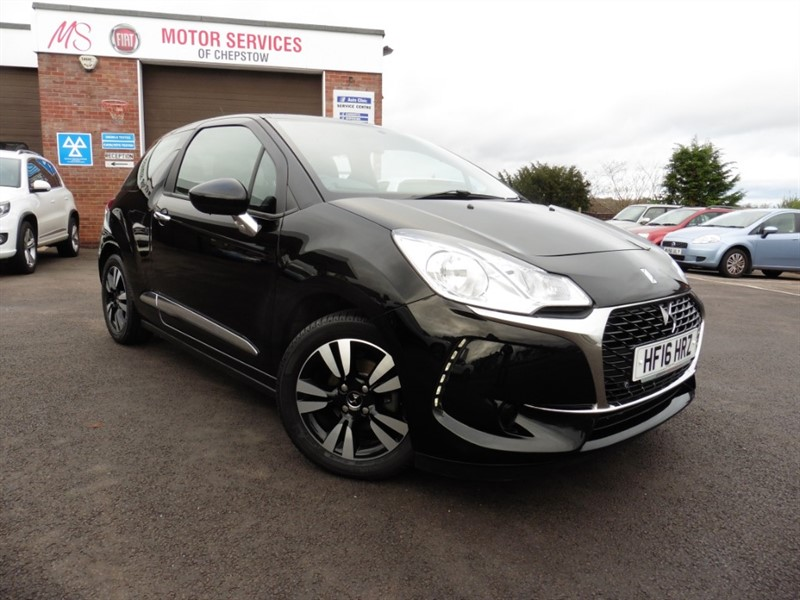 used DS 3 PURETECH CHIC in chepstow-wyvern
