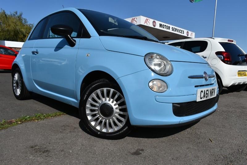 used Fiat 500 POP in chepstow