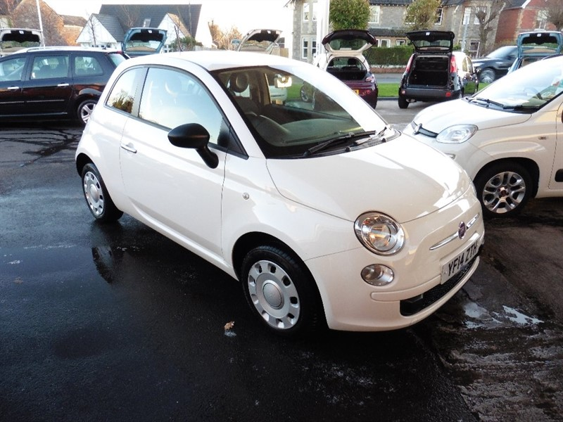used Fiat 500 1.2 Pop 3dr in chepstow-wyvern