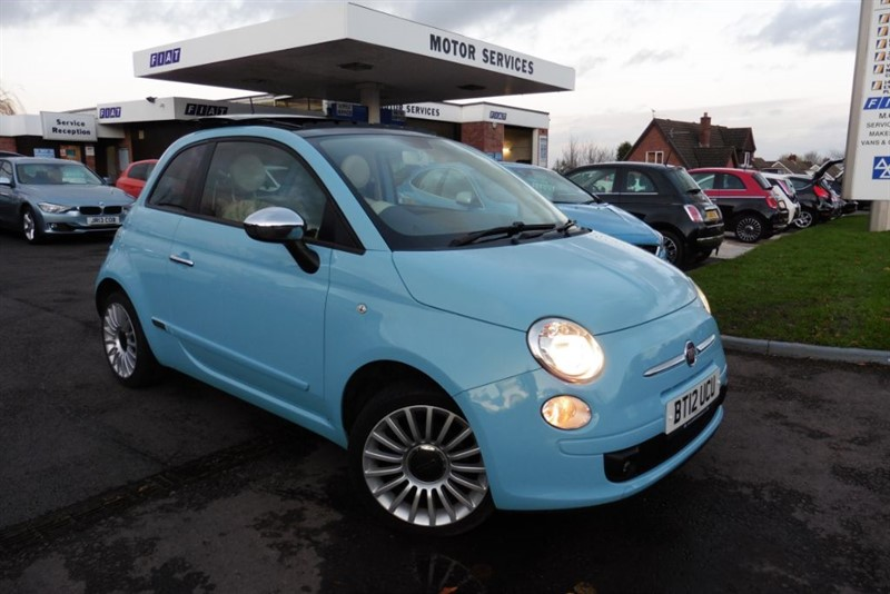 used Fiat 500 POP in chepstow-wyvern