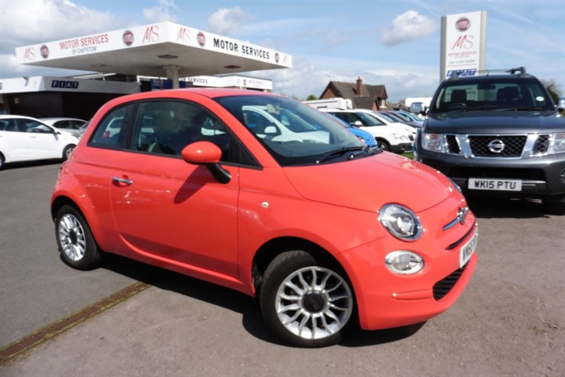 used Fiat 500 POP STAR in chepstow-wyvern