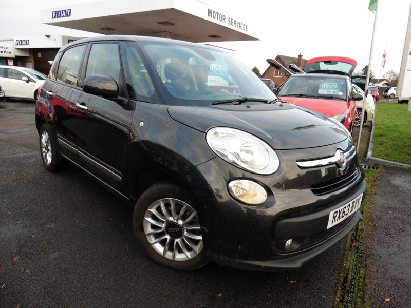 used Fiat 500L Lounge 5dr in chepstow-wyvern