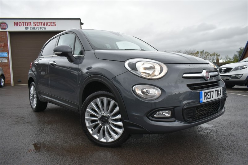 used Fiat 500X MULTIAIR LOUNGE DDCT in chepstow-wyvern