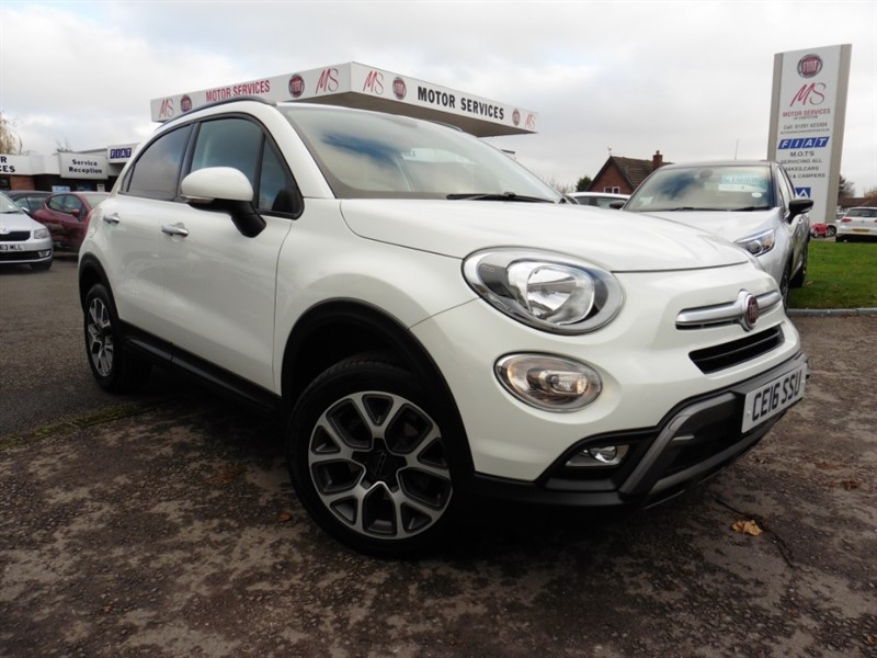 used Fiat 500X MULTIAIR CROSS in chepstow-wyvern