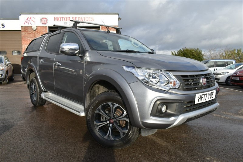 Fiat Fullback for sale