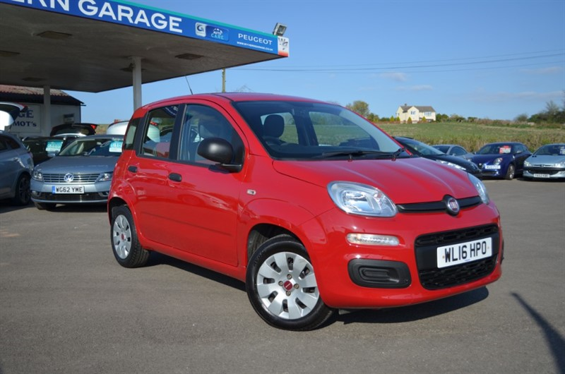 used Fiat Panda POP in chepstow-wyvern