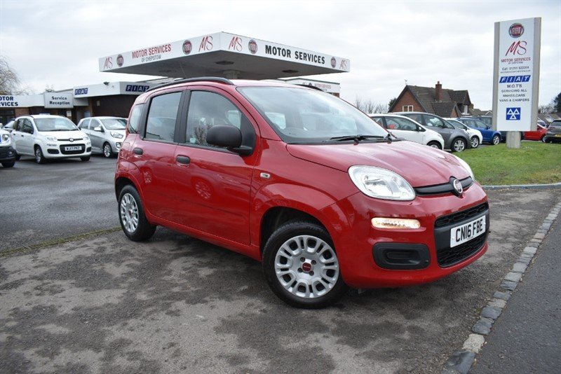 used Fiat Panda EASY in chepstow-wyvern