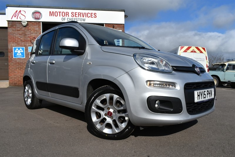used Fiat Panda LOUNGE in chepstow-wyvern