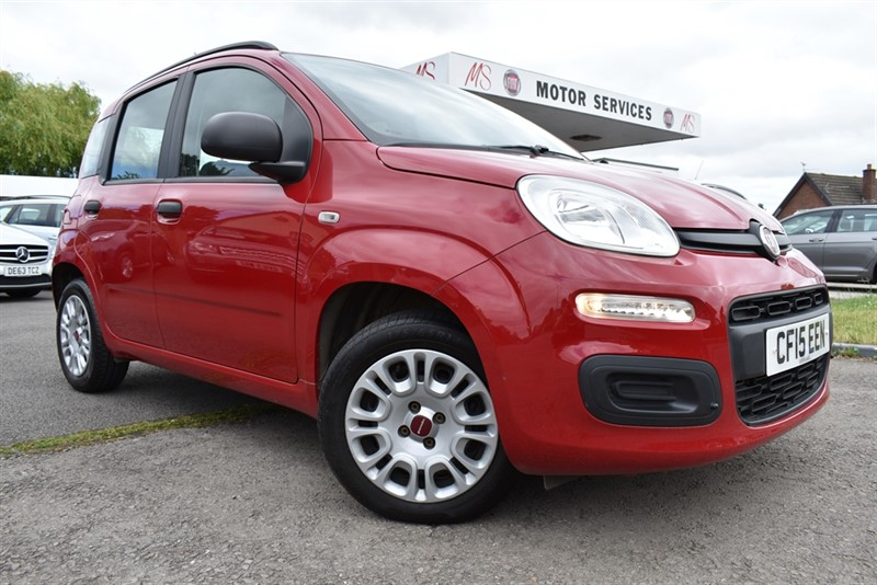used Fiat Panda EASY in chepstow