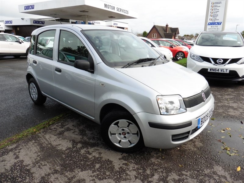 used Fiat Panda ACTIVE ECO in chepstow-wyvern