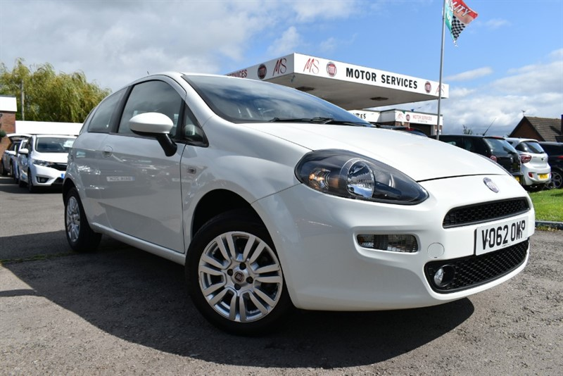 used Fiat Punto EASY in chepstow-wyvern