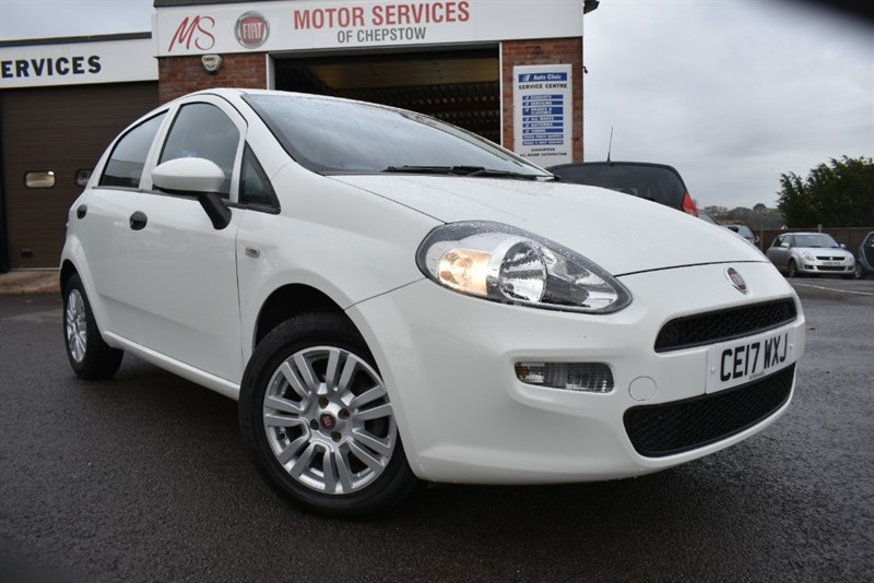 used Fiat Punto POP PLUS in chepstow-wyvern