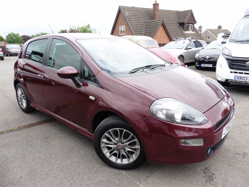 used Fiat Punto GBT in chepstow-wyvern