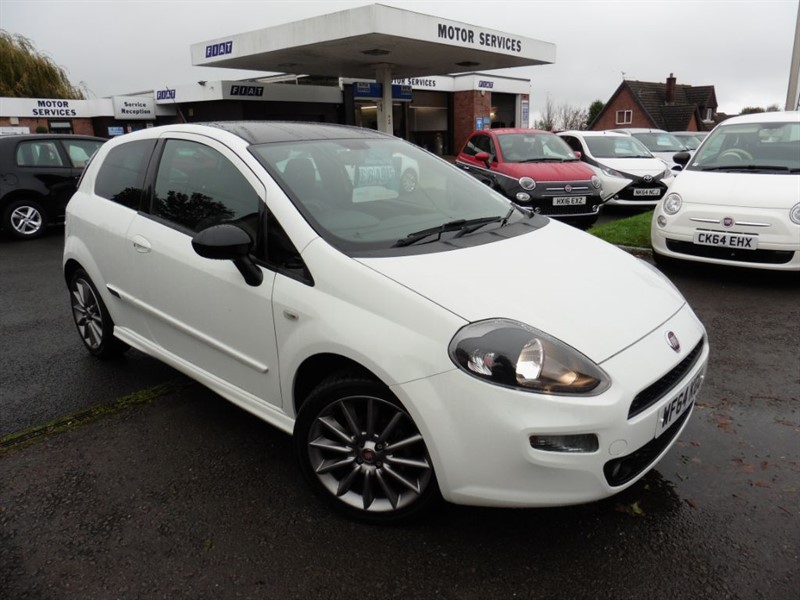 used Fiat Punto SPORTING in chepstow-wyvern