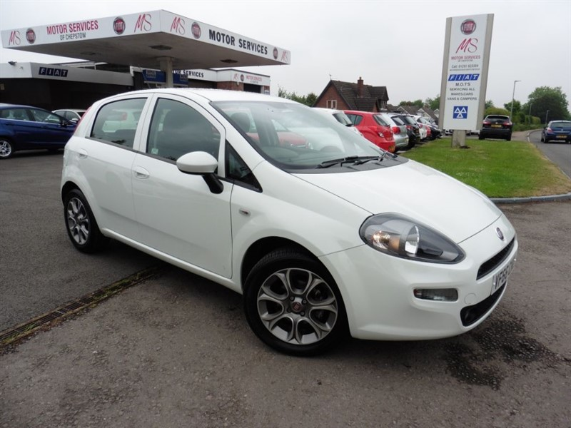 used Fiat Punto EASY PLUS in chepstow-wyvern